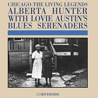 Alberta Hunter with Lovie Austin's Blues Serenaders - Chicago: The Living Legends