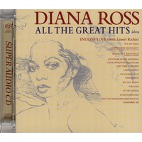 Diana Ross - All The Great Hits - Hybrid-SACD