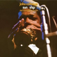 John Coltrane - Sun Ship: the complete session