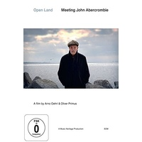 motion picture DVD - Open Land: Meeting John Abercrombie