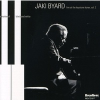 Jaki Byard - A Matter of Black and White