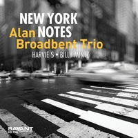 Alan Broadbent - New York Notes