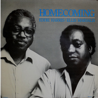 Eddie Harris & Ellis Marsalis  -Homecoming