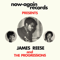 James Reese and The Progressions - Wait for Me / 2CD set