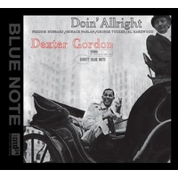 Dexter Gordon - Doin' Allright - XRCD