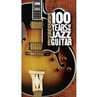 Various Artists - Progressions: 100 Years of Jazz Guitar