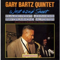 Gary Bartz - West 42nd Street