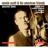 Ronnie Scott & His American Friends - Secret Love