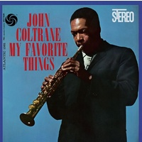 John Coltrane - My Favorite Things - Hybrid Stereo SACD