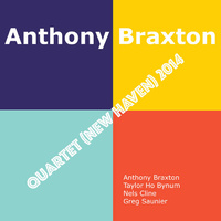 Anthony Braxton - Quartet (new Haven) 2014