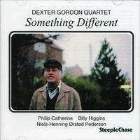 Dexter Gordon - Something Different