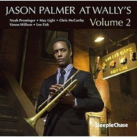 Jason Palmer - At Wally's Volume 2