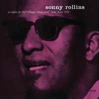 Sonny Rollins - A Night At The Village Vanguard - 2 CD set