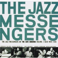 Art Blakey & The Jazz Messengers - At the Cafe Bohemia, Volume 2