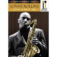 Sonny Rollins - Jazz Icons: Live in '65 & '68