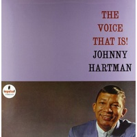 Johnny Hartman - The Voice That Is - Hybrid Stereo SACD