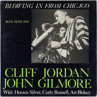 Cliff Jordan and John Gilmore - Blowing In From Chicago - Hybrid Stereo SACD