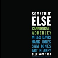 Cannonball Adderley - Somethin' Else - Hybrid Stereo SACD