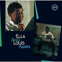 Ella Fitzgerald - Ella And Louis Again - Hybrid Mono SACD