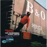 Jimmy Smith - Midnight Special - Hybrid Stereo SACD