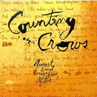 Counting Crows - August And Everything After - Hybrid SACD