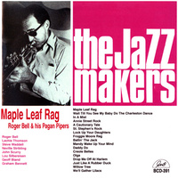 Roger Bell & His Pagan Pipers - Maple Leaf Rag