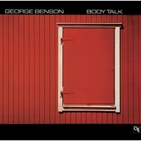 George Benson - Body Talk - Hybrid SACD