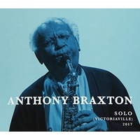 Anthony Braxton - Solo(Victoriaville) 2017