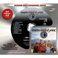Earth, Wind & Fire - Open Our Eyes - Hybrid SACD