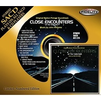 Soundtrack - Close Encounters of the Third Kind - Hybrid SACD