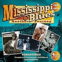 Various Artists - Mississippi Blues: Another Journey