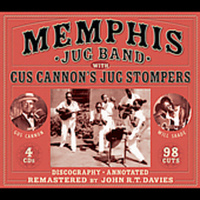 Memphis Jug Band with Gus Cannon's Jug Stompers - Memphis Jug Band with Gus Cannon's Jug Stompers