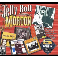 Jelly Roll Morton - As Artist