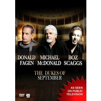 Donald Fagen / Michael McDonald / Boz Scaggs - The Dukes of September: Live at Lincoln Center / motion picture DVD