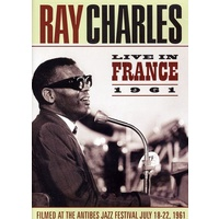 Ray Charles - Live in France 1961 / DVD
