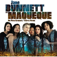 Jane Bunnett and Maqueque - On Firm Ground / Tierra Firme