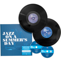 Various Artists - Jazz on a Summer's Day: 60th Anniversary Special Edition