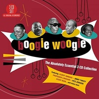 Boogie Woogie: The Absolutely Essential Collection