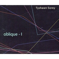 Tyshawn Sorey - Oblique-1