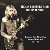 The Allman Brothers Band - The Final Note