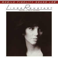 Linda Ronstadt - Heart Like a Wheel / 180 gram vinyl LP