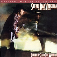 Stevie Ray Vaughan - Couldn't Stand The Weather - Hybrid SACD