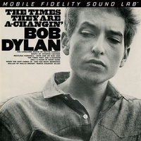 Bob Dylan - The Times They Are A Changin' - Hybrid Stereo SACD