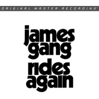 James Gang - Rides again - Hybrid SACD
