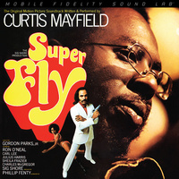 Curtis Mayfield - Superfly - 2 x 180g 45RPM LPs