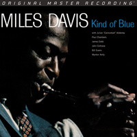 Miles Davis - Kind of Blue - 2 x 180g 45RPM Vinyl LPs