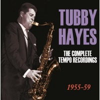 Tubby Hayes - The Complete Tempo Recordings / 6CD set