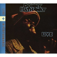 Donny Hathaway - Live + In Performance