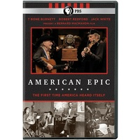 motion picture DVD - American Epic