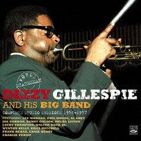 Dizzy Gillespie and His Big Band - World Statesman: Complete Studio Sessions 1956-1957 / 2CD set